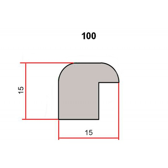 Фоторамка 15х21см (А5), 100-785