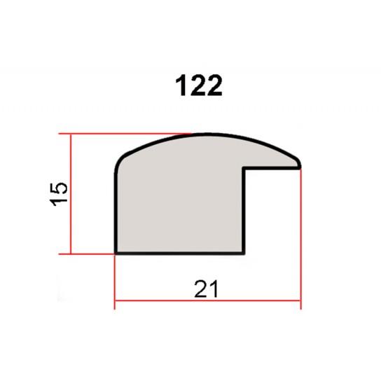 Фоторамка 13x18см, 123-85