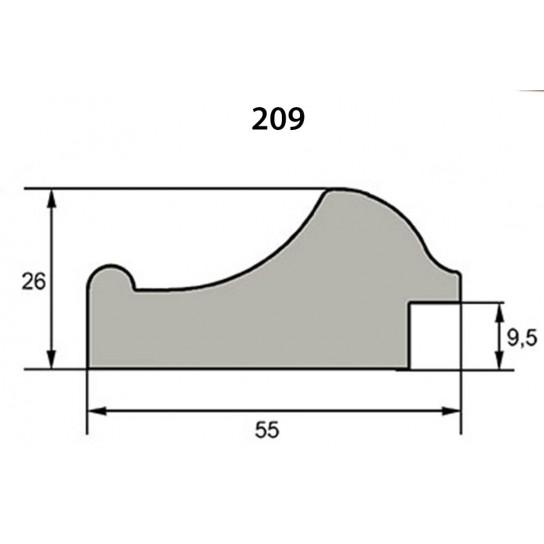Багет 209-383