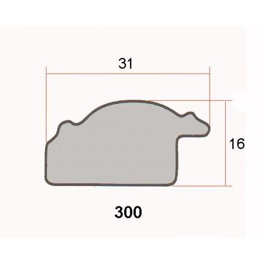 Багет 300-24