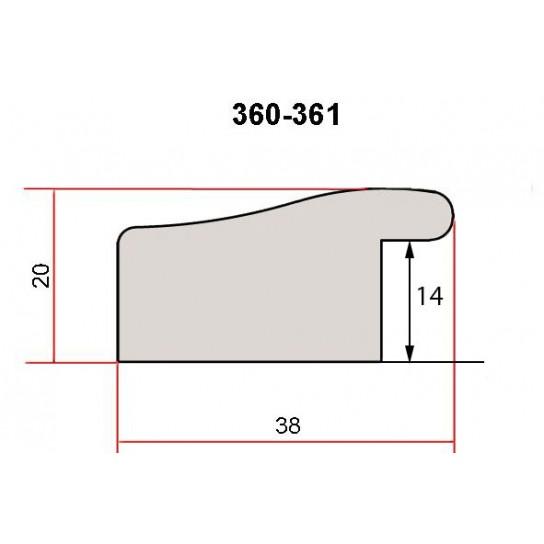 Фоторамка 360-309