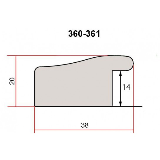 Рамка 360-238