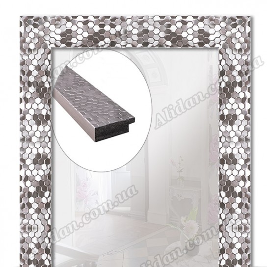 Зеркало в раме 4517А-420