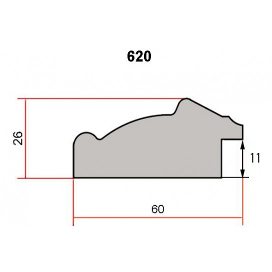 Багет 620-704