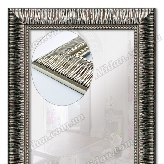 Зеркало в раме 7632-2058