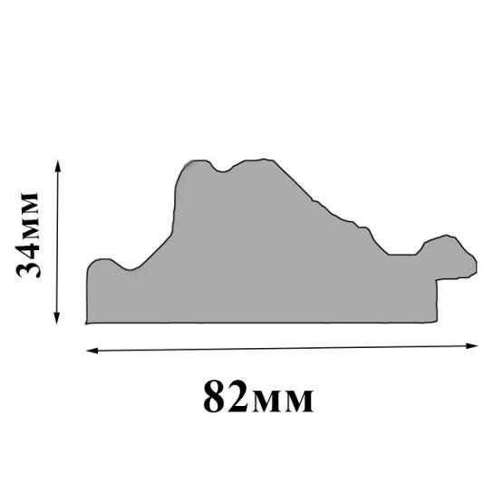 Багет 8201