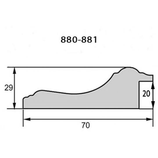 Багет 880-222